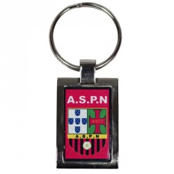 Porte-clefs métal personnalisé + Boîte