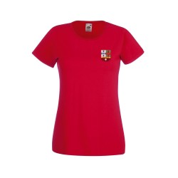 T-shirt Femme Manches Courtes Uni ASPN