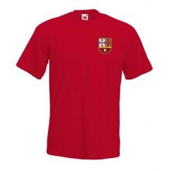 T-shirt Manches Courtes Uni Enfant ASPN